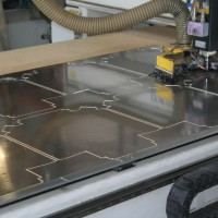 Alu coating freeswerk