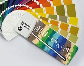 RAL kleur indicatie